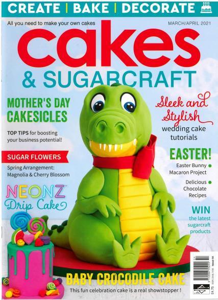 Create Bake Decorate magazine