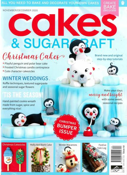 Create Bake Decorate magazine