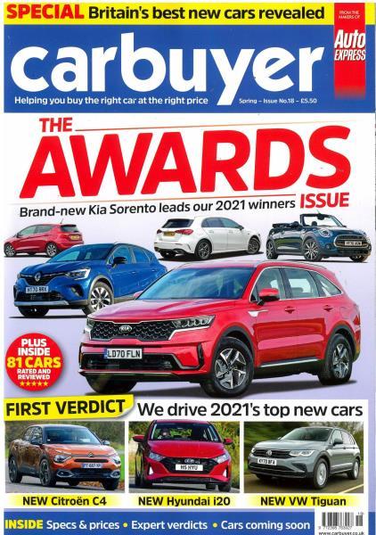 Carbuyer magazine