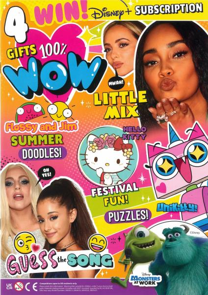 100 Percent Wow magazine