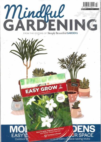 Mindful Gardening magazine