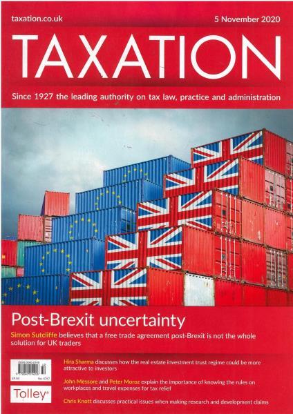 Taxation magazine