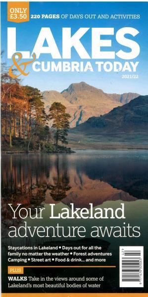 Lakes and Cumbria Today magazine