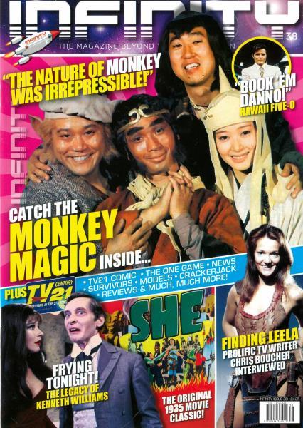 Infinity magazine