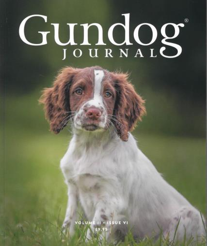 Gundog Journal magazine