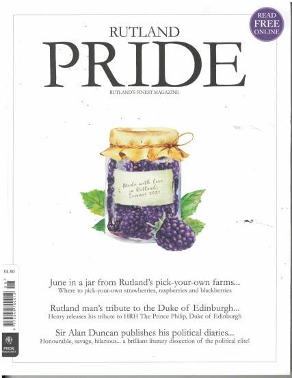Rutland Pride magazine