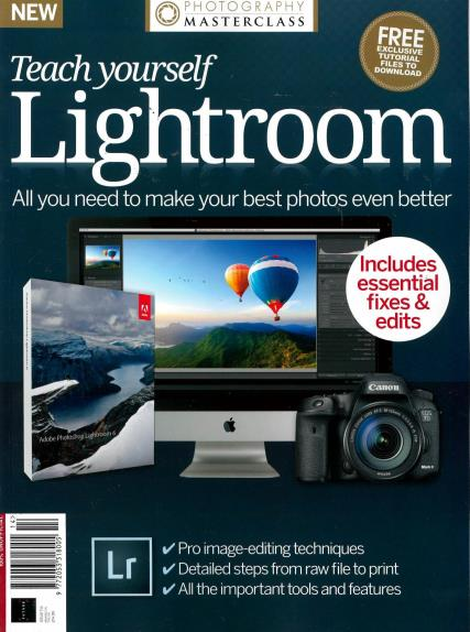 Photography Masterclass magazine