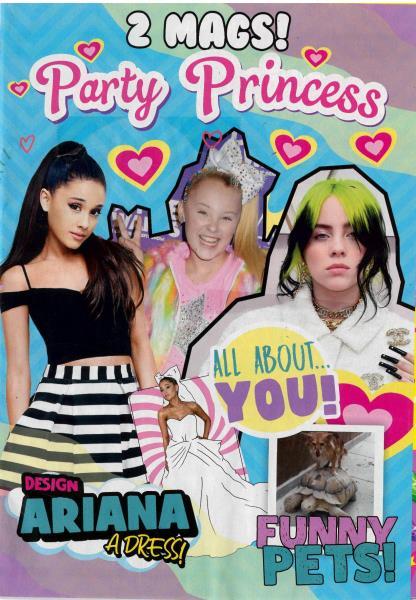 Party Princess Megapack magazine