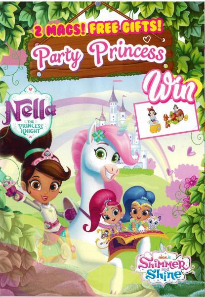 Party Princess  magazine