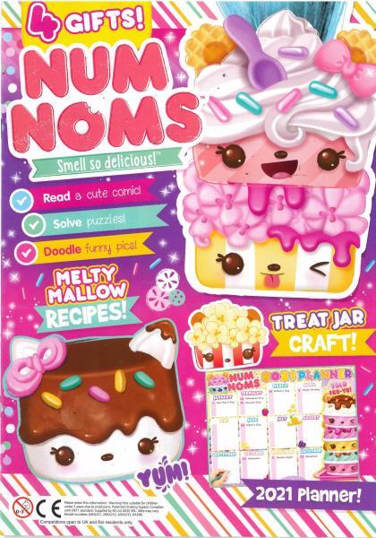 Num Noms magazine