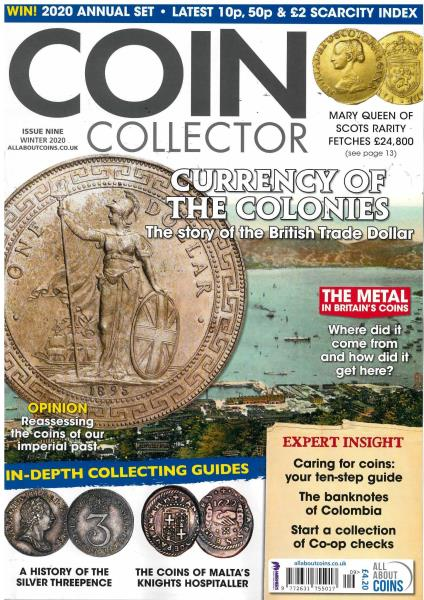 Coin Collector magazine
