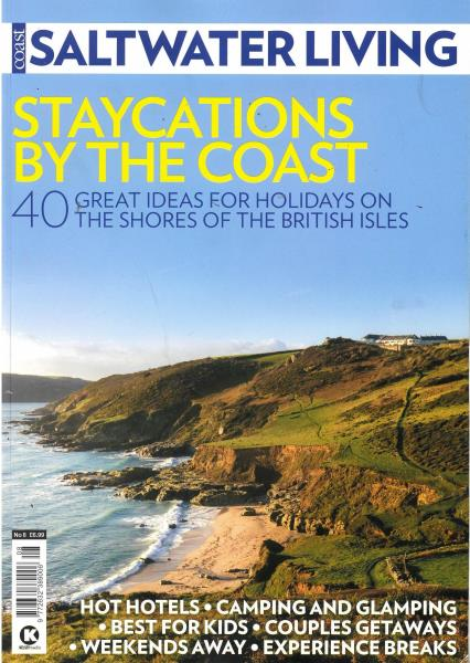Coast Saltwater Living magazine