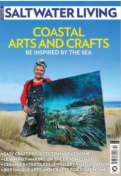 Coast Saltwater Living magazine