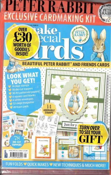 Make Special Cards magazine