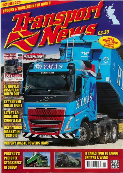 Transport News magazine