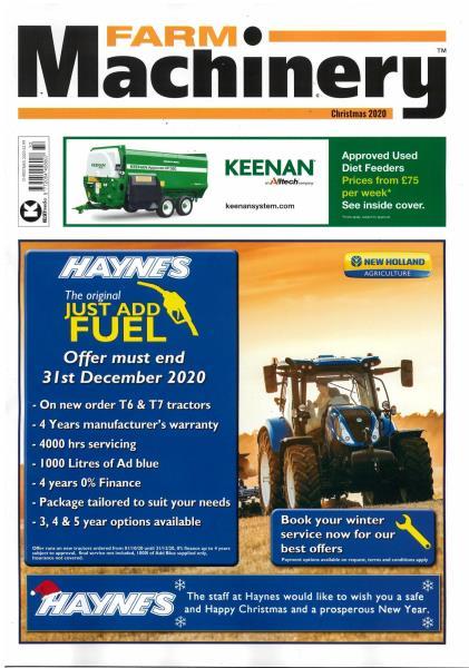 Farm Machinery magazine