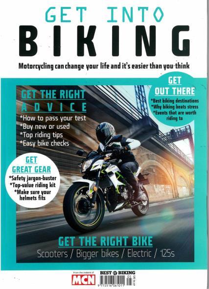 MCN Best of Biking Series magazine