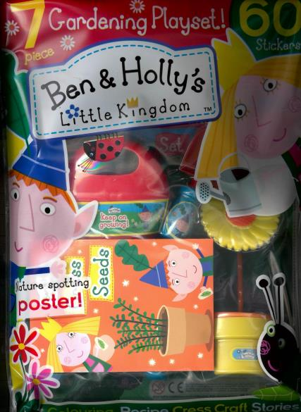 Ben and Holly's Little Kingdom magazine