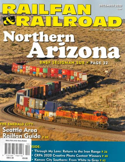 Railfan and Railroad magazine