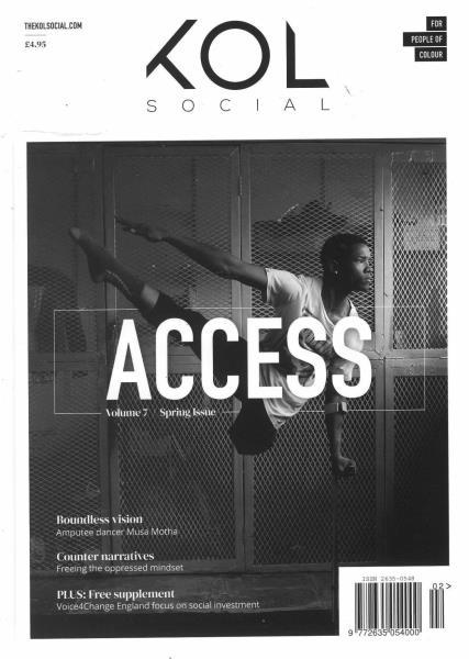 Kol Social magazine