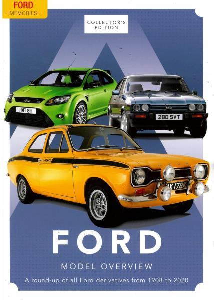Ford Memories magazine