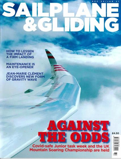 Sailplane and Gliding magazine