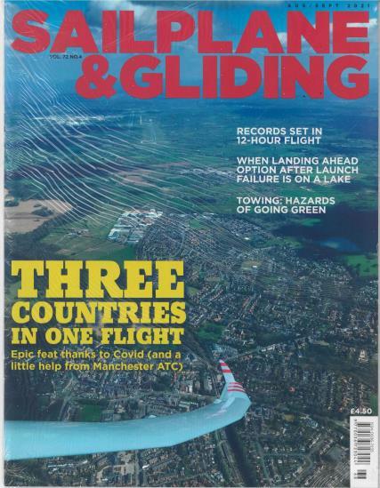 Sailplane and Gliding magazine