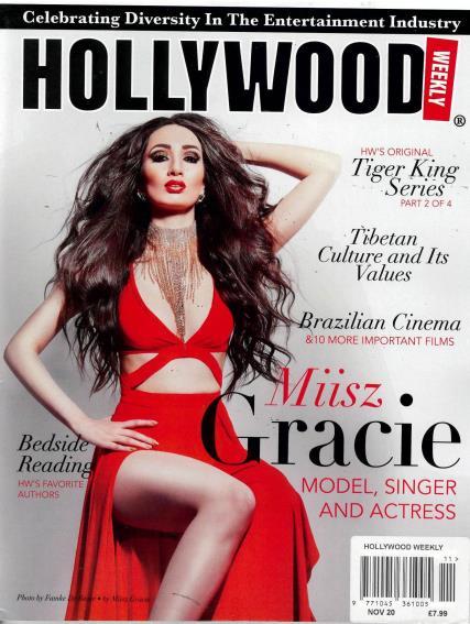 Hollywood Weekly magazine