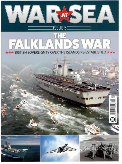 War At Sea magazine