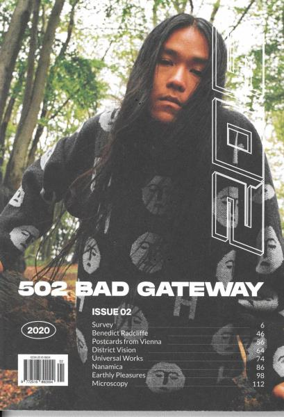 502 Bad Gateway magazine