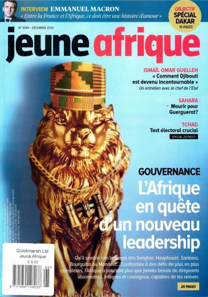 Jeune Afrique  magazine