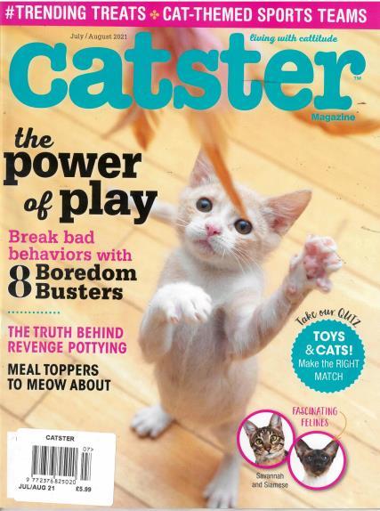 Catster magazine