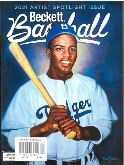 Beckett Baseball magazine