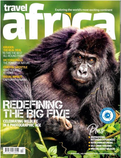 Travel Africa magazine
