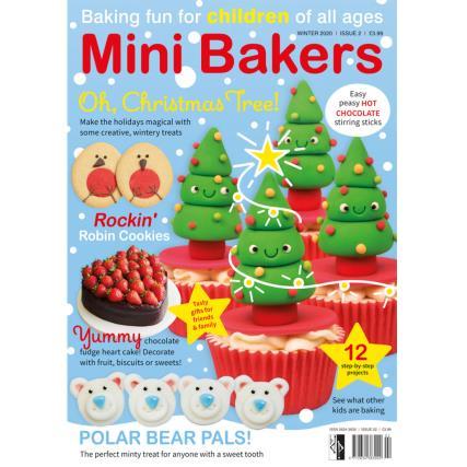 Mini Bakers magazine