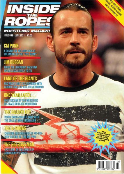Inside the Ropes magazine