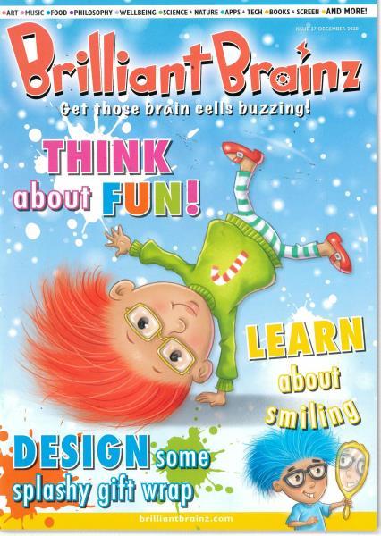 Brilliant Brainz Issue 27 magazine