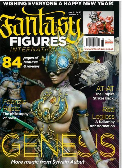 Fantasy Figures magazine