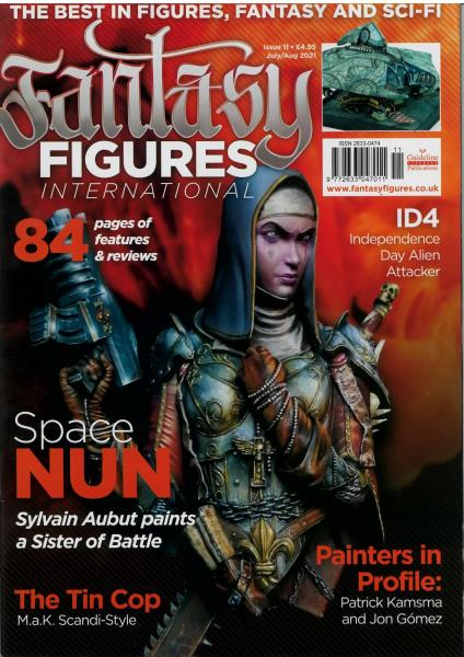 Fantasy Figures International magazine
