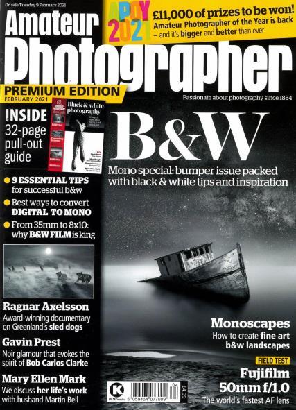 Amateur Photographer Premium  magazine