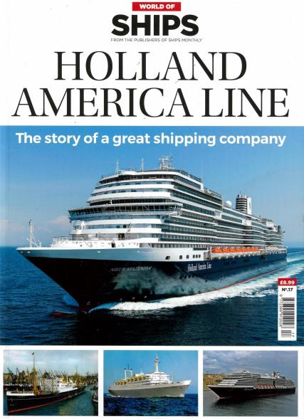 World of Ships  magazine