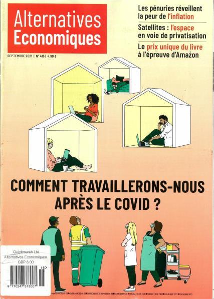 Alternatives Economiques magazine