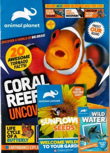 Animal Planet magazine
