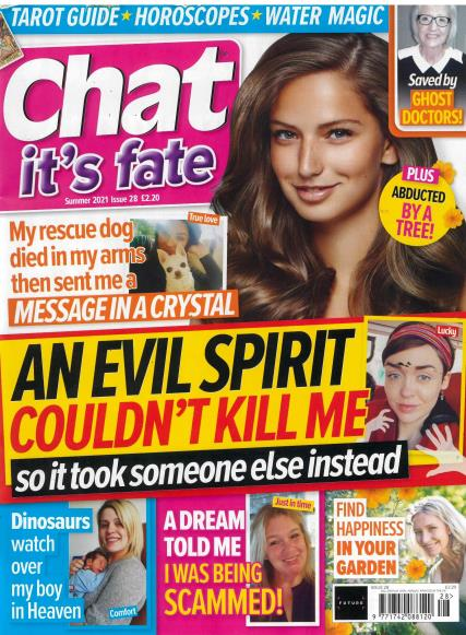 Chat It's Fate magazine