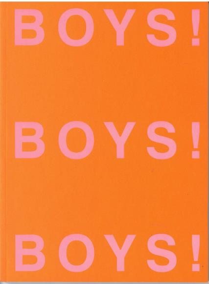 Boys Boys Boys magazine