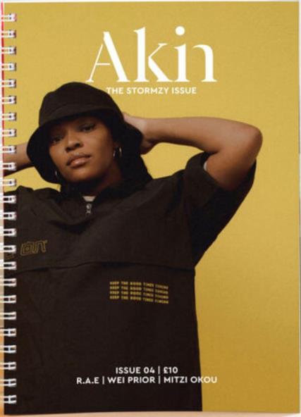 Akin magazine