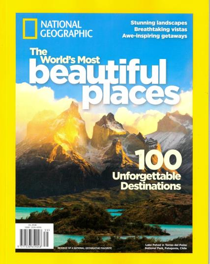 National Geographic Special magazine