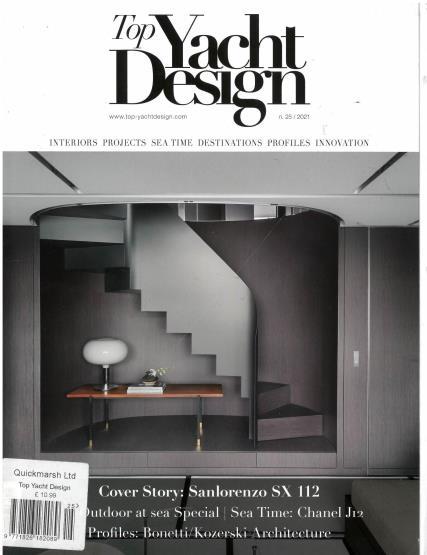 Top Yacht Design magazine