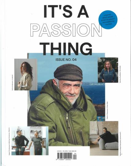 Its a Passion Thing magazine