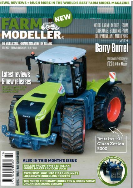 Farm Modeller magazine